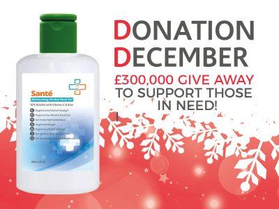 Donation December Blog Post
