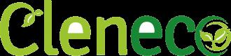 Vector Cleneco logo - Green